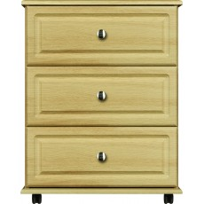 Ranger's Bedroom 3 Drawer Medium Width Chest