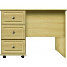 Ranger's Bedroom 3 Drawer Narrow Single Dressing Table