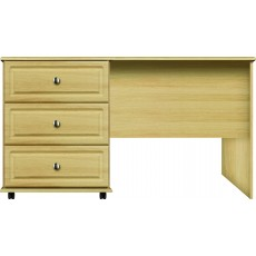Ranger's Bedroom 3 Drawer Wide Single Dressing Table