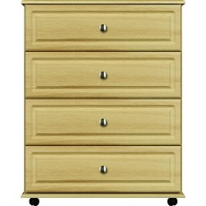 Ranger's Bedroom 4 Drawer Wide Chest of Drawers