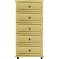 Ranger's Bedroom 5 Drawer Medium Width Chest