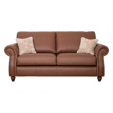 Buoyant Finley Hide 3 Seater Sofa