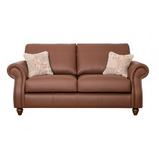 Buoyant Finley Hide 2 Seater Sofa