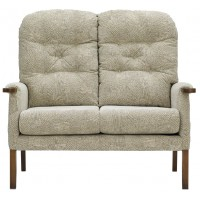 Cintique Petite Side Panelled 2 Seater Sofa