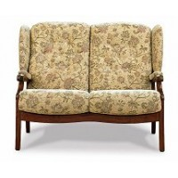 Cintique Salisbury Side Panelled 2 Seater Sofa