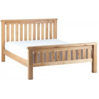 Corndell Lovell Slatted Bed