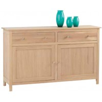 Corndell Nimbus Double Drawer Sideboard
