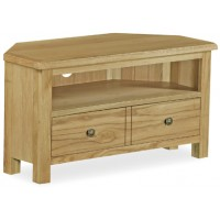 Corndell Lovell Lite Corner TV Unit