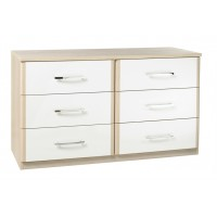 Kingstown Serena 6 Drawer Chest