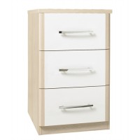Kingstown Azure 3 Drawer Narrow Chest
