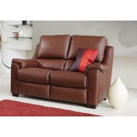 Parker Knoll Albany Power 2 Seater Recliner Sofa Leather