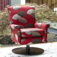 Parker Knoll Bradley Tilt Swivel Chair