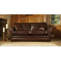 Parker Knoll Canterbury Large 2 Seater Sofa Leather