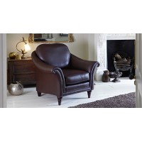 Parker Knoll Hanbury Chair Leather