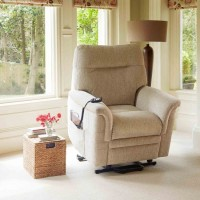 Parker Knoll Hudson Rise & Recline Chair Fabric
