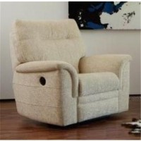 Parker Knoll Hudson Manual Chair Recliner Fabric