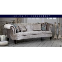 Parker Knoll Isabelle Large 2 Seater Sofa Fabric