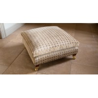 Parker Knoll Mayfair Footstool Fabric