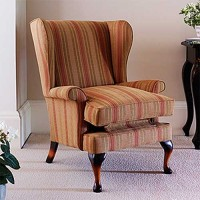 Parker Knoll Penhurst Rise Chair Fabric
