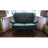 Parker Knoll Penhurst 2 Seater Sofa Leather