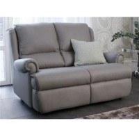 Parker Knoll Stamford Powered Footrest 2 Seater Sofa Fabric