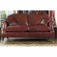 Parker Knoll Westbury Large 2 Seater Sofa Leather