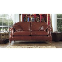 Parker Knoll Westbury Grand Sofa Leather