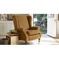 Parker Knoll York Wing Chair Fabric