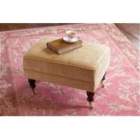 Parker Knoll York Footstool Fabric