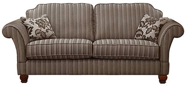 Buoyant Constable 3 Seater Standard Back Sofa