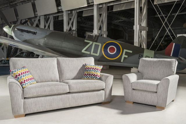 Spitfire Sofa and Sofa Bed